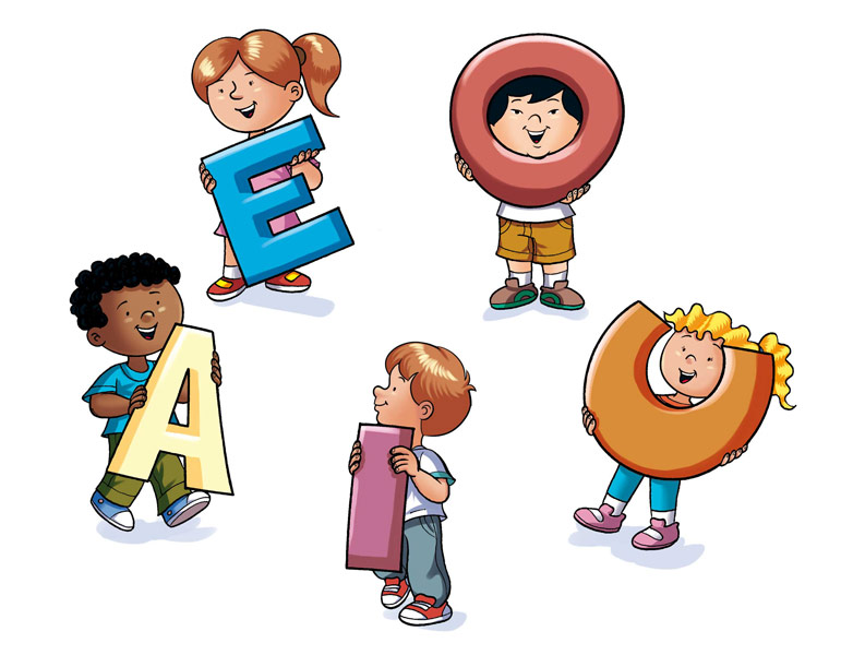Resultado de imagem para projeto sobre as vogais na educação infantil