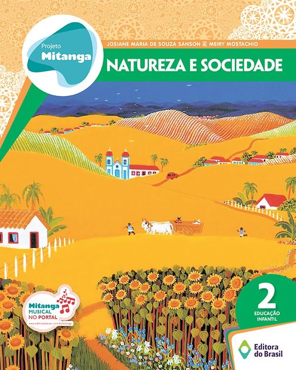 Projeto Mitanga - Natureza e Sociedade - Educação Infantil 2
