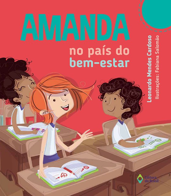 AMANDA NO PAÍS DO BEM-ESTAR