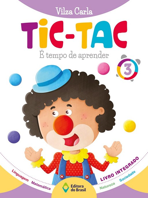 Tic-Tac - Educação Infantil 3